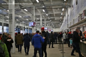 West Stand concourse